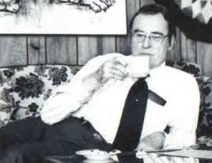 Roy H. Wead, former executive presbyter, Assemblies of God